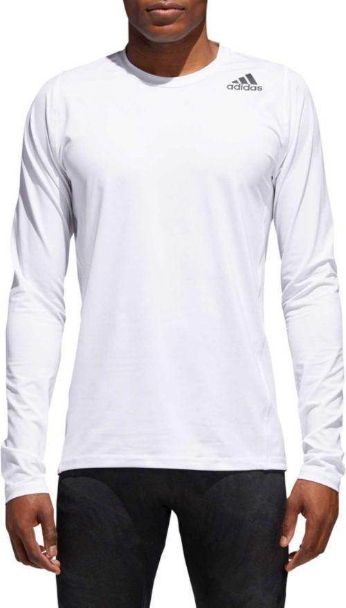 9c4867fb adidas Men's Alphaskin Sport Fitted Long Sleeve Training T-Shirt.  noImageFound. Previous