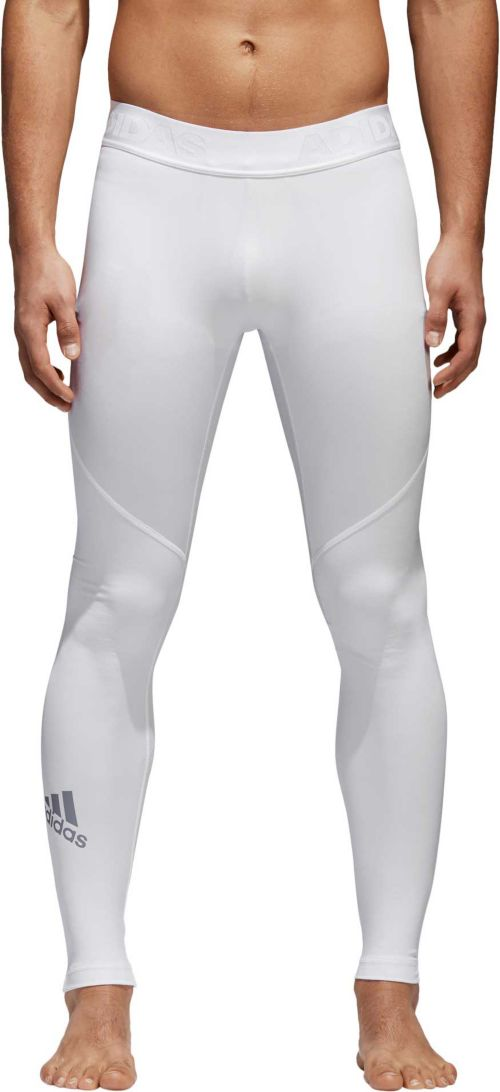 Adidas Alphaskin Sport Graphic Mens Short Training Tights Grey Sporting Goods Clothing, Shoes & Accessories