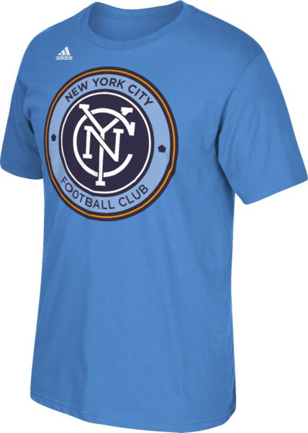 adidas Men's New York City FC Basic Logo  T-Shirt product image