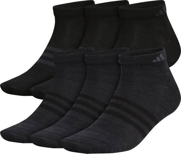 adidas Men's Superlite II Low Cut Socks - 6 Pack product image