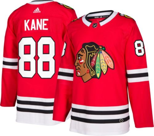 4a44fadd3bb adidas Men's Chicago Blackhawks Patrick Kane #88 Authentic Pro Home Jersey.  noImageFound. Previous