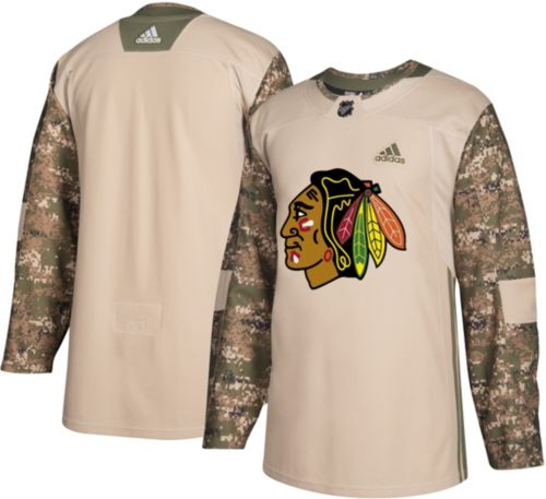adidas Men s Chicago Blackhawks Camo Authentic Pro Jersey. noImageFound.  Previous ac3adf7da
