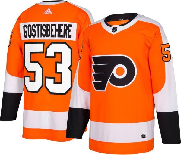 adidas Men's Philadelphia Flyers Shayne Gostisbehere #53 Authentic Pro Home Jersey product image