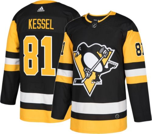 9020361ac adidas Men s Pittsburgh Penguins Phil Kessel  81 Authentic Pro Home Jersey.  noImageFound. Previous