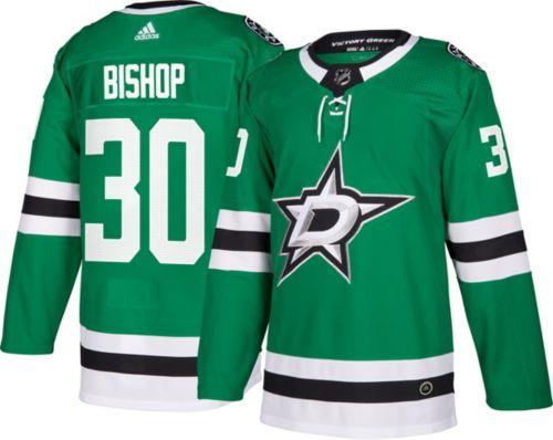 c337d2ce1e5a adidas Men s Dallas Stars Ben Bishop  30 Authentic Pro Home Jersey.  noImageFound. Previous