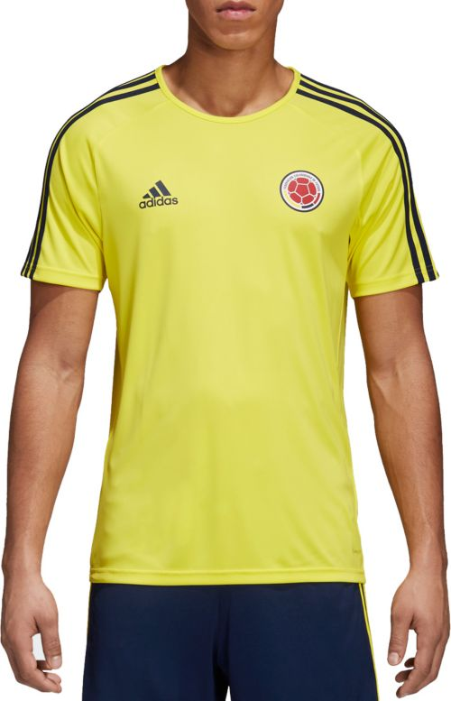 e39a455e1f4 adidas Men s Colombia Yellow Training T-Shirt. noImageFound. Previous. 1.  2. 3