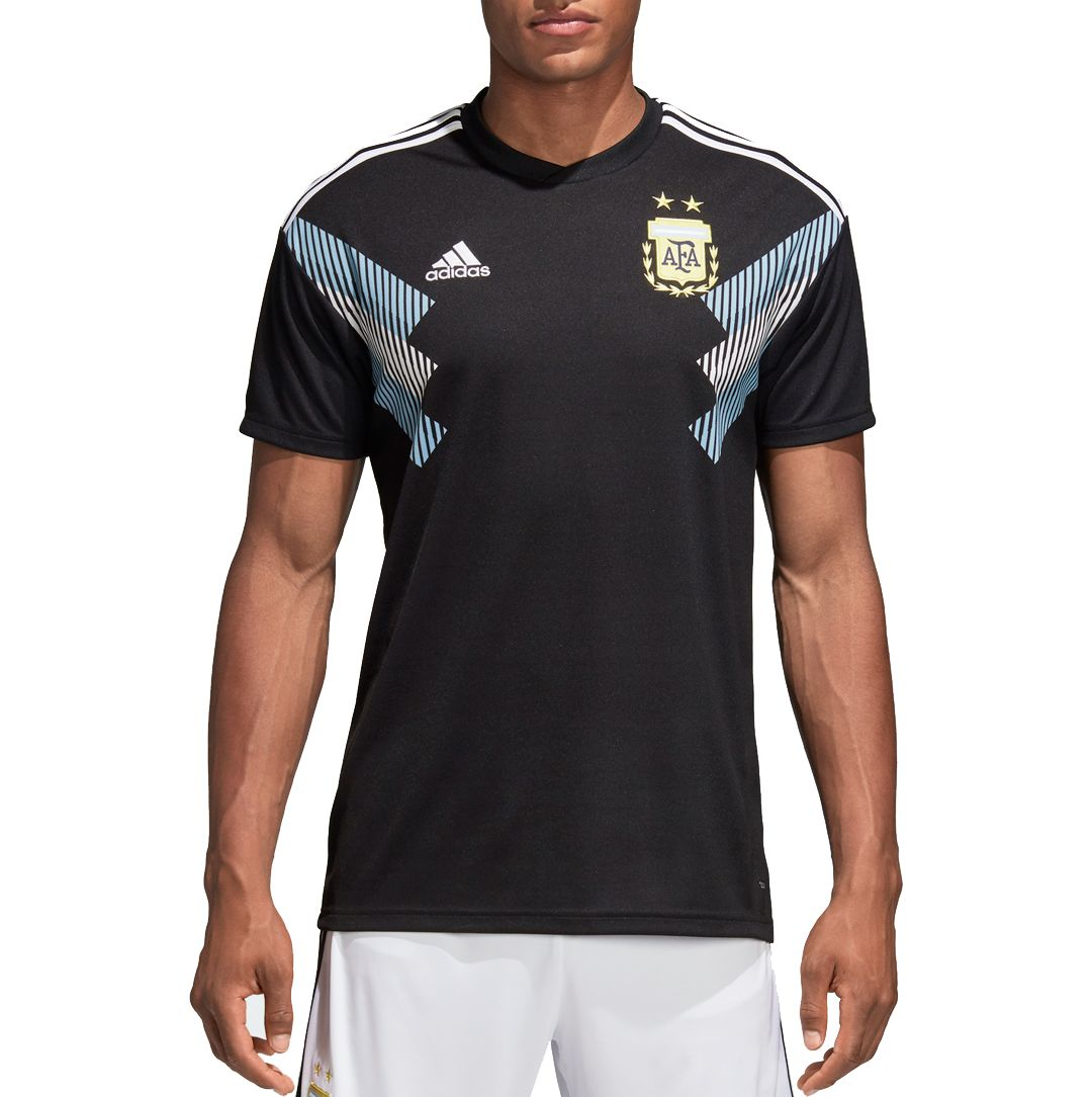475e0bba88a08 adidas Men's 2018 FIFA World Cup Argentina Stadium Away Replica Jersey