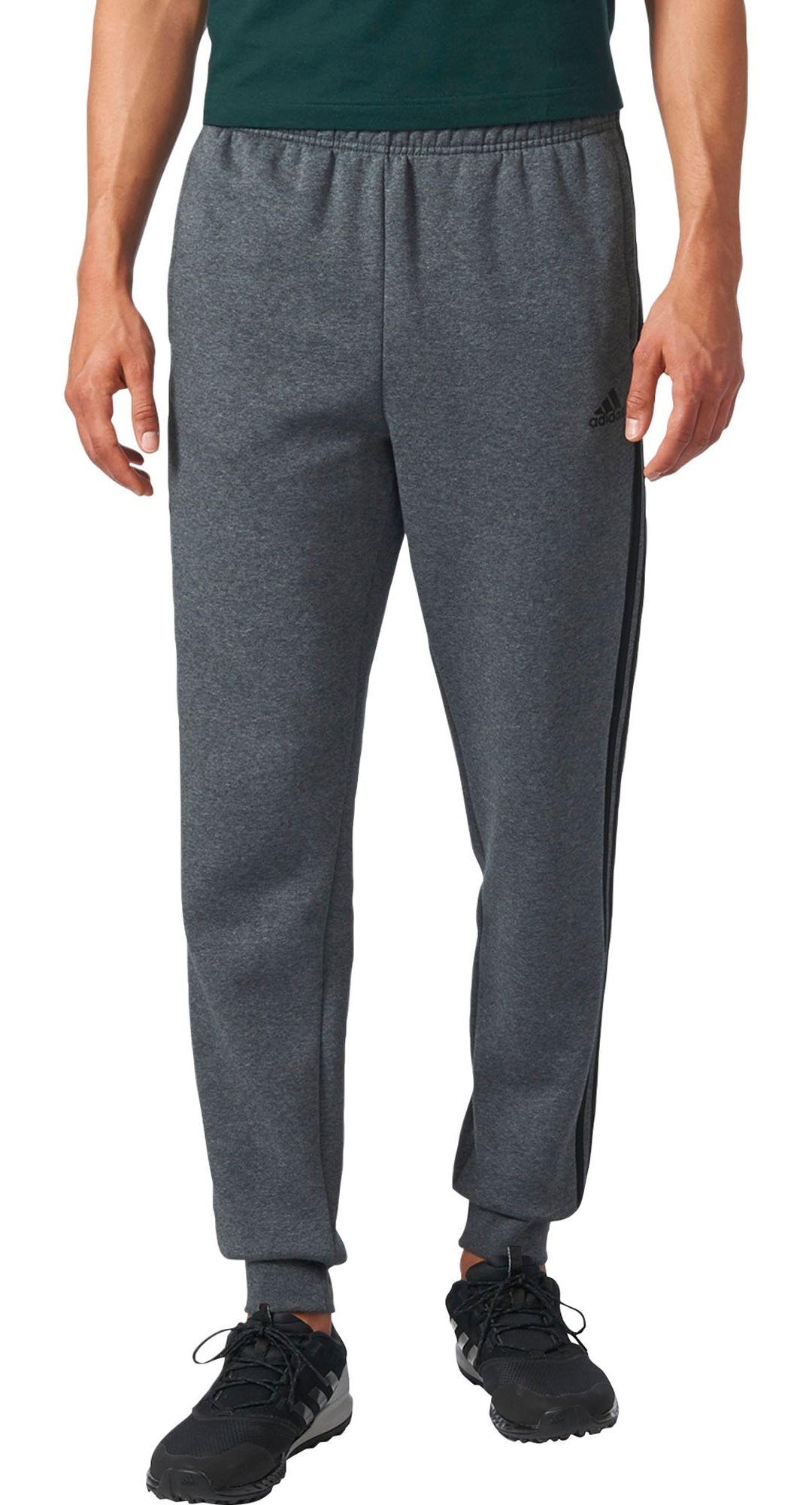 cd95ee88c adidas Men's Essentials 3-Stripes Jogger Pants. noImageFound. Previous