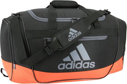buy popular 1519a cc7b1 adidas Defender III Medium Duffle Bag. noImageFound. Previous