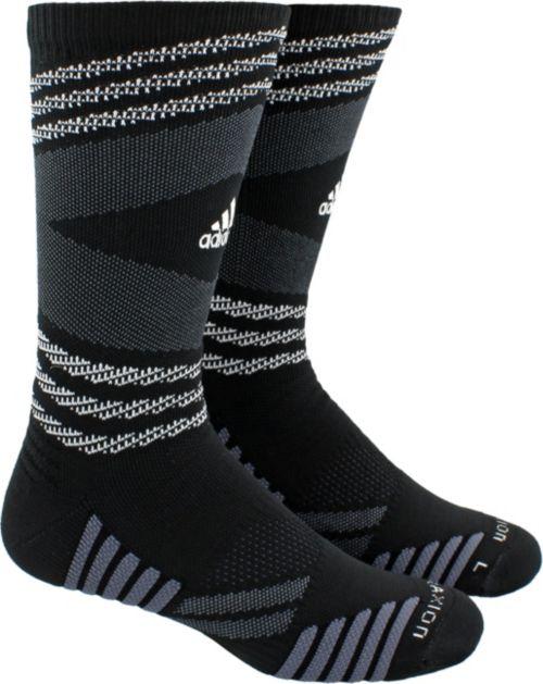 adidas Speed Mesh Team TRAXION Single Crew Socks. noImageFound. Previous 7259bef62