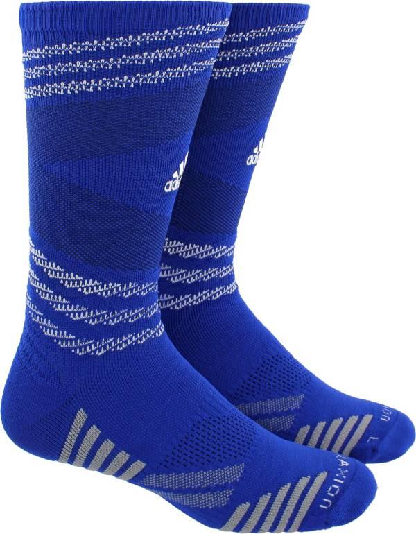 adidas Speed Mesh Team TRAXION Single Crew Socks product image