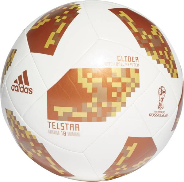 adidas 2018 FIFA World Cup Russia Telstar Glider Soccer Ball product image