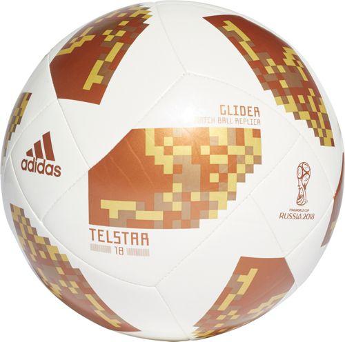 b6eeea21e3f adidas 2018 FIFA World Cup Russia Telstar Glider Soccer Ball. noImageFound.  Previous