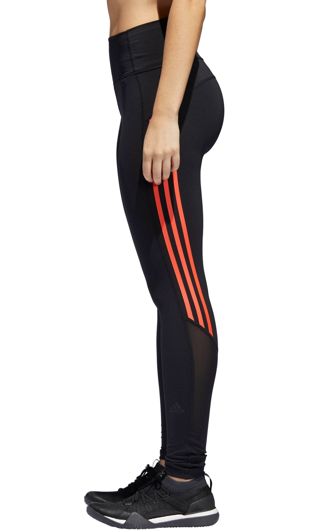 a5cb370a737b3 adidas Women's Believe This 3-Stripe 7/8 Training Tights | DICK'S ...