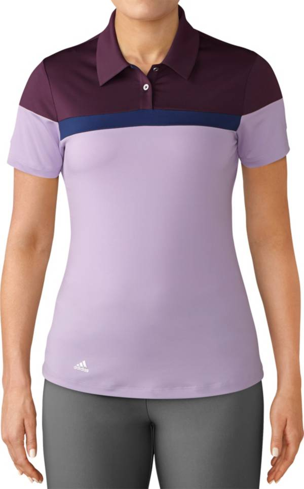 adidas Women's Color Blocked Golf Polo product image