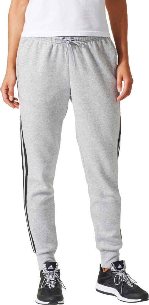 4d310dfb6bde0 adidas Women's Essentials Cotton Fleece 3-Stripes Jogger Pants.  noImageFound. Previous