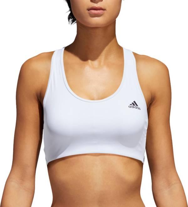adidas Women's On Lock 3-Stripe Sports Bra product image