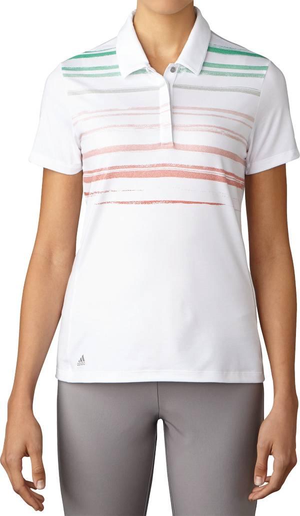 adidas Women's Merch Stripe Golf Polo product image