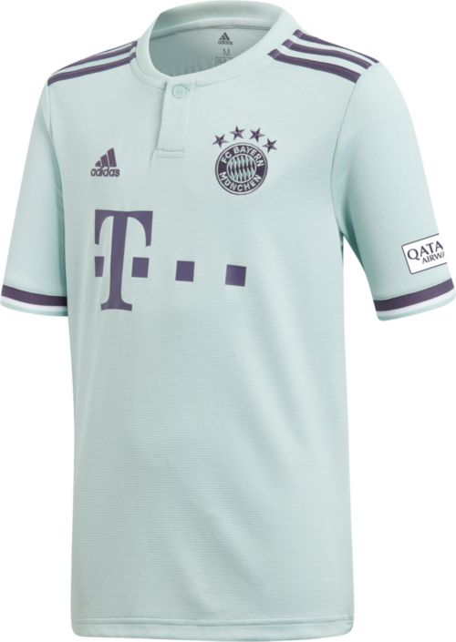 ddedc609fdc adidas Youth Bayern Munich 2018 Stadium Away Replica Jersey. noImageFound. 1
