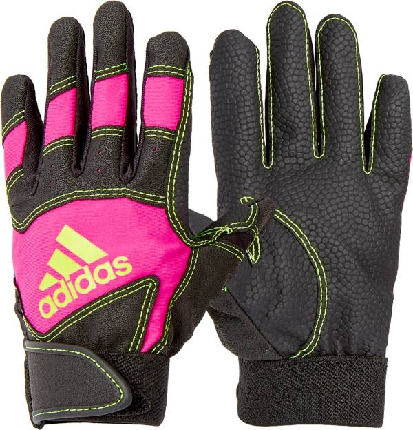 adidas Girls' T-Ball Batting Gloves product image