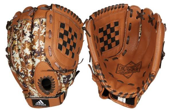 "adidas 10"" Triple Stripe Series T-Ball Glove product image"