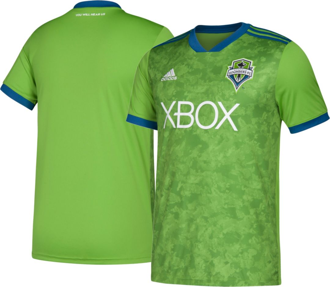 7eda75d3d adidas Youth Seattle Sounders Primary Replica Jersey. noImageFound. Previous
