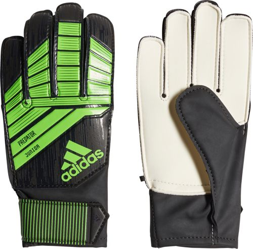 adidas Predator Junior Soccer Goalie Gloves  fb79cd0316