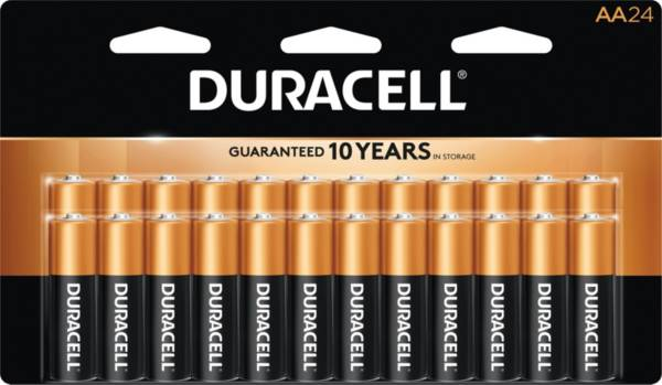 Duracell Coppertop AA Alkaline Batteries – 24 Pack product image