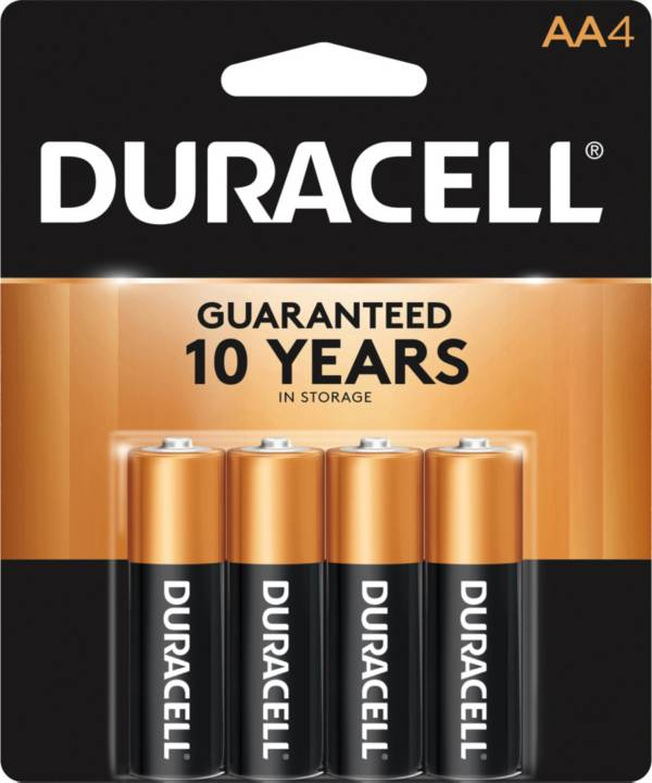 Duracell Coppertop AA Alkaline Batteries – 4 PackMN product image