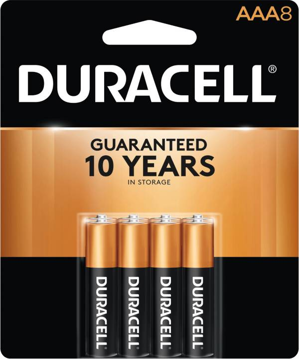 Duracell Coppertop AAA Alkaline Batteries – 8 Pack product image