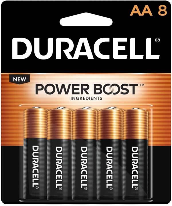 Duracell Coppertop AA Alkaline Batteries – 8 Pack product image