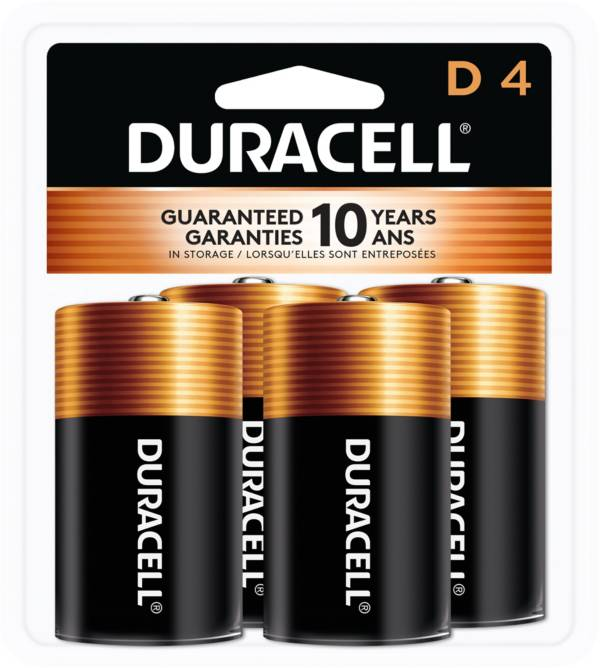 Duracell Coppertop D Alkaline Batteries – 4 Pack product image