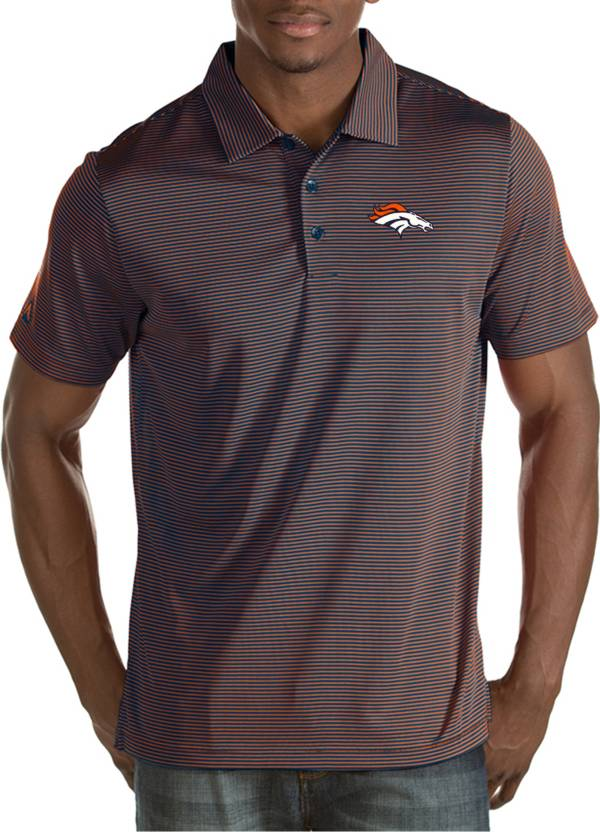 Antigua Men's Denver Broncos Quest Polo product image