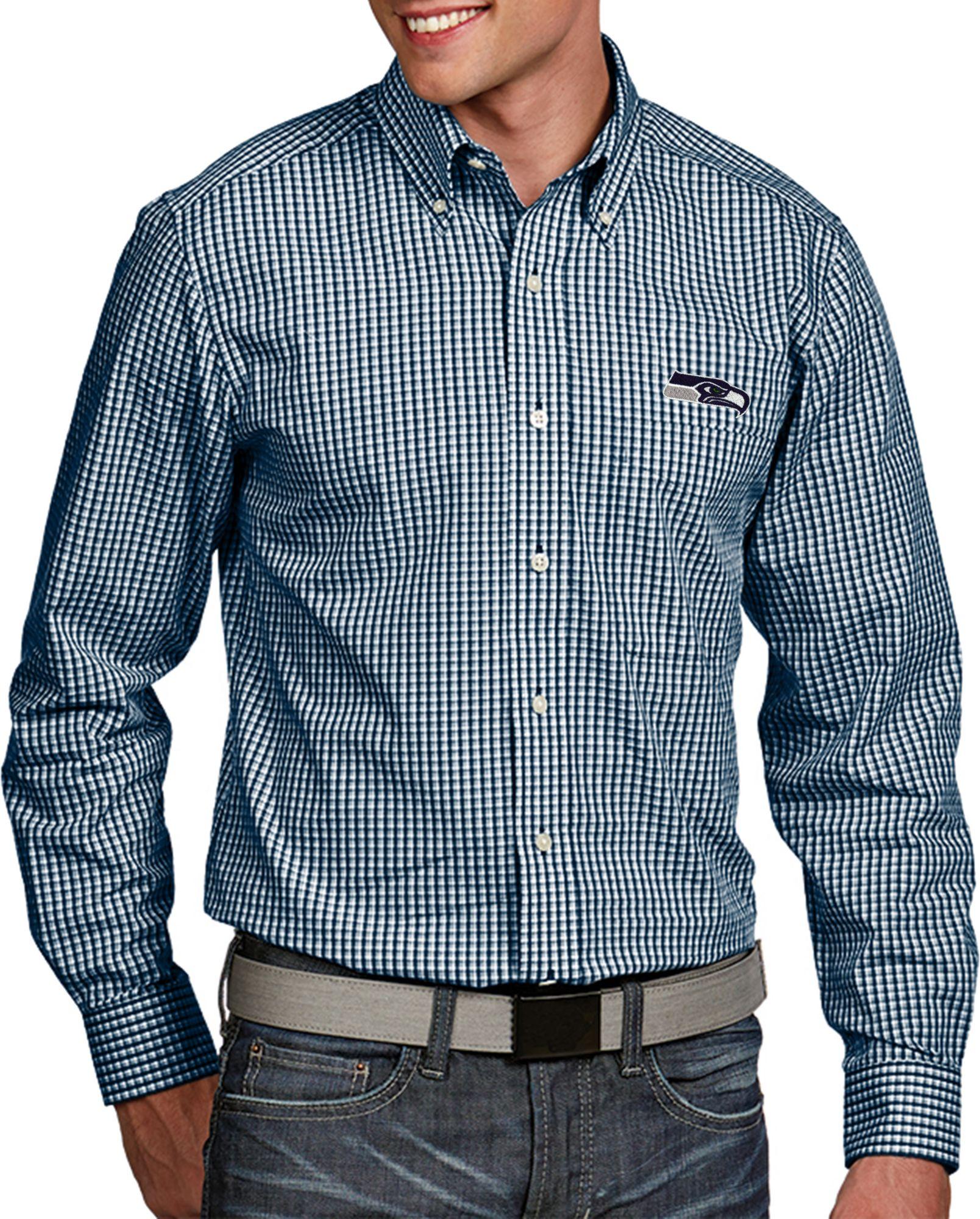 seattle seahawks dress shirt