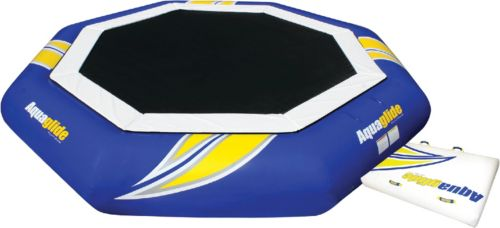 Aquaglide SuperTramp 23 5-Person Aquatic Bouncer