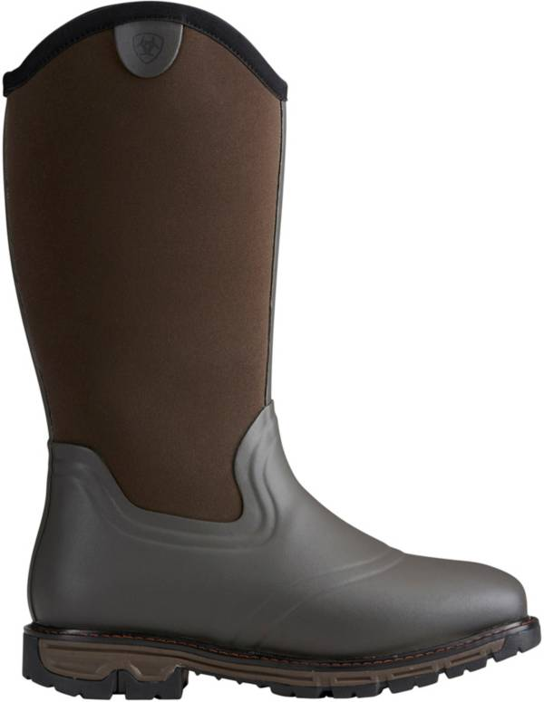 Ariat Men S Conquest Neoprene Insulated Rubber Hunting