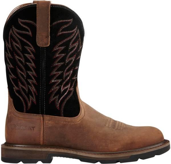 Ariat Men's Groundbreaker Steel Toe Western Work Boots product image
