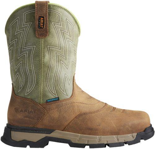 c8f0ea832d5e Ariat Men s Rebar Flex H2O Waterproof Composite Toe Work Boots ...