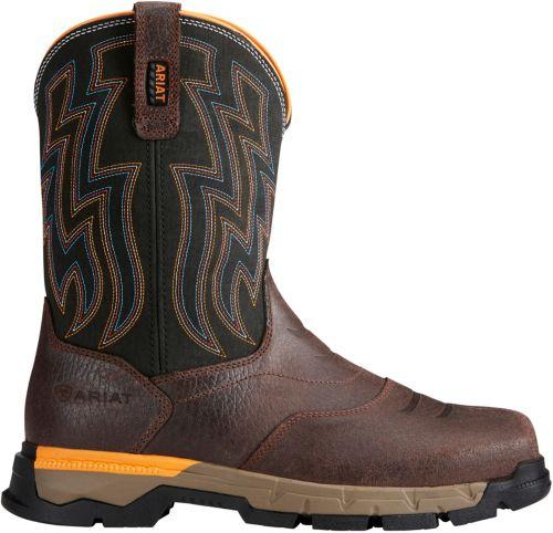 d510e355ecdf8 Ariat Men's Rebar Flex Western Work Boots | DICK'S Sporting Goods