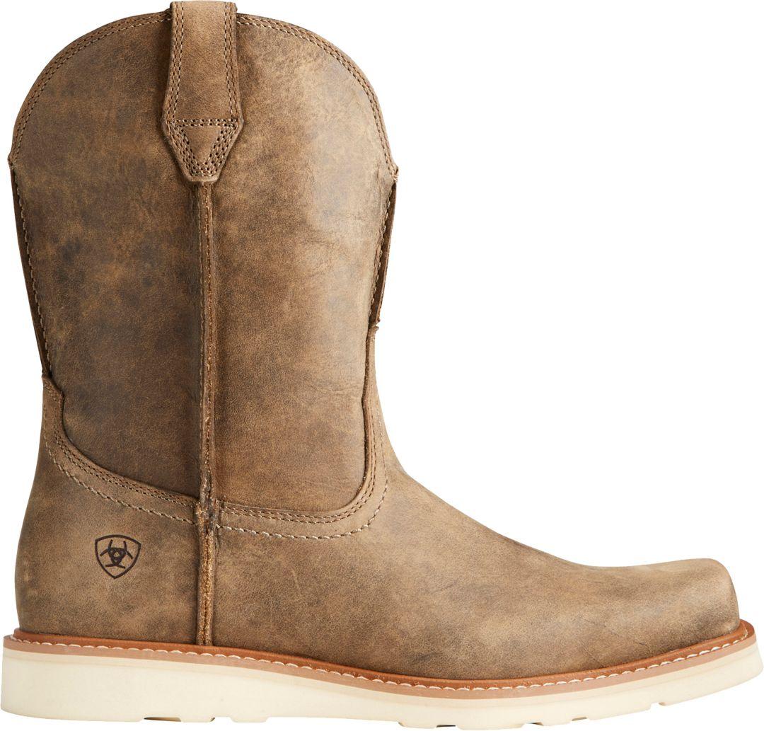 2b39ad23bd1 Ariat Men's Rambler Recon Work Boots