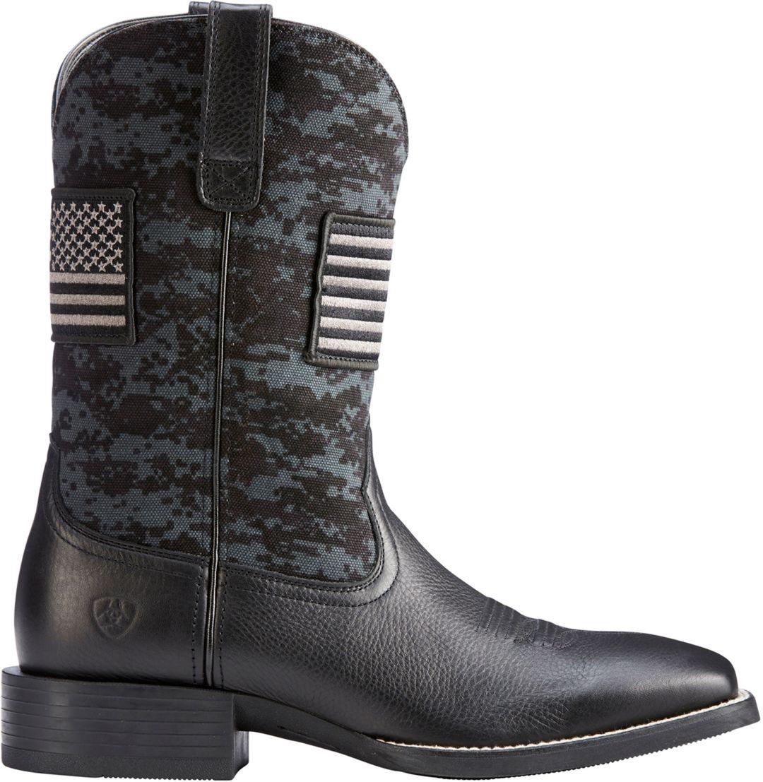 b983a4f8b6dea Ariat Men's Sport Patriot Western Boots. noImageFound. Previous