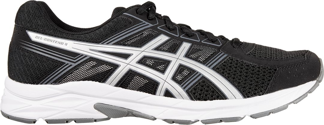 the latest d7ed8 b4702 ASICS Men's GEL-Contend 4 Running Shoes