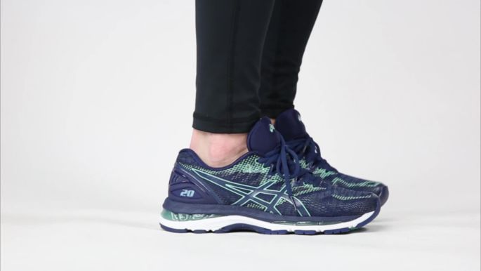 ebf390e4 ASICS Women's GEL-Nimbus 20 Running Shoes