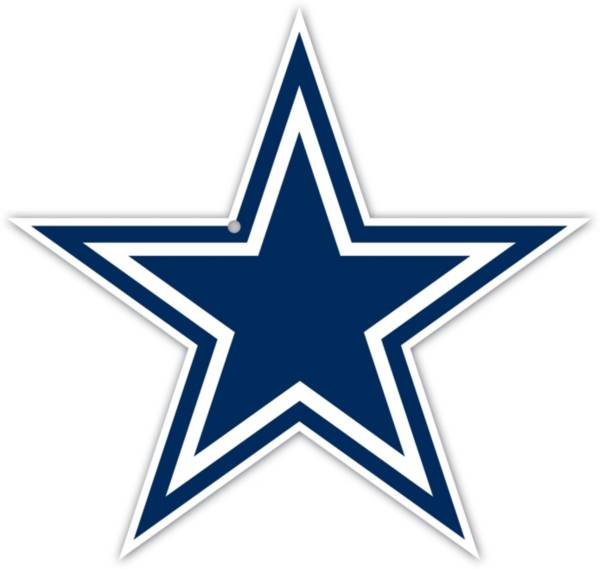 Authentic Street Signs Dallas Cowboys Steel Logo Sign product image