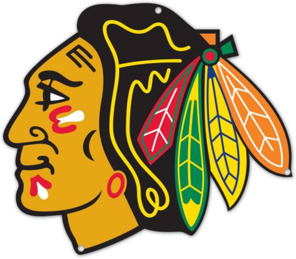 Authentic Street Signs Chicago Blackhawks 2015 Stanley Cup Champions Steel Sign product image