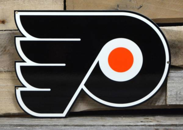 Authentic Street Signs Philadelphia Flyers Steel Logo Sign product image