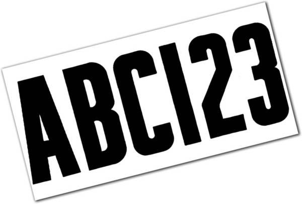 Attwood Boat Registration Letter & Number Kit product image
