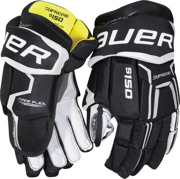 Bauer Junior Supreme S150 Ice Hockey Gloves product image