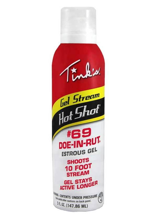 Tink's Gel Stream Hot Shot #69 Doe-In-Rut Deer Scent – 5 oz. product image