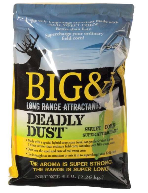 Big & J Deadly Dust Deer Attractant product image